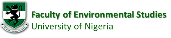 Faculty of Environmantal Studies, University Of Nigeria Nsukka